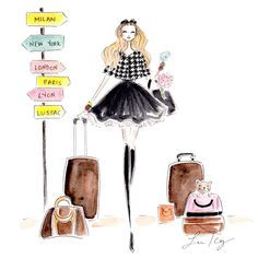 Laura Kay illustration