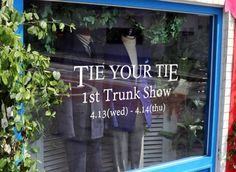 http://chicerman.com  tailorablenco:  Tie your tie Su-misura evevt in Tailorable Seoul.  #menshoes