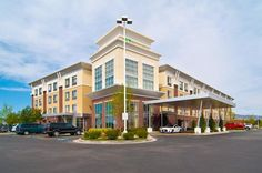 Boise Hotels Holiday Inn Airport Hotel In Idaho