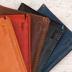 Bellroy slim wallets: If you're trying to put thought into looking well put-together, don't forget to put thought into what your wallet says about you.