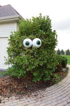 Picture of Giant Eyeball Decor