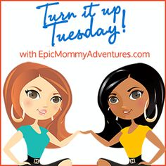 {CoHost} Let's Turn This Tuesday UP With Turn It Up Tuesday!