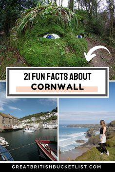 How big was the world's largest pasty? Where is Europe's second largest redwood forest? Read these fun facts about Cornwall to find out! Cornwall is one of our favourite places to visit in England, and I just love the history of Cornwall. From travel tips to inspiration, come and discover all these Cornish facts now. #Cornwall #ConrwallFacts #CornishFacts #FactsAboutCornwall #CornwallBeaches #CornwallPasties #CornwallEngland #UnitedKingdom #UK # Where Is Europe, Best Places To Travel, Places To Visit, Cornwall Beaches, Packing List For Travel, Travel Guide, Visit Uk, English Countryside, Amazing Adventures