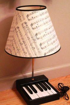 Musical Instruments and Interior Design - Care Decor