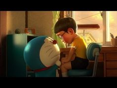 Doraemon New Movie 'Stand By Me' To Mark End Of Franchise; 'Growing Up' Theme To Be Discussed? Doraemon Wallpapers, Cute Cartoon Wallpapers, Movies 2014, New Movies, Cgi, Stand By Me ドラえもん, Doraemon Stand By Me, League Of Legends Elo, Doraemon Cartoon