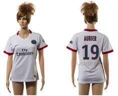 http://www.xjersey.com/201516-paris-saintgermain-19-aurier-away-women-thailand-jersey.html 2015-16 PARIS SAINT-GERMAIN 19 AURIER AWAY WOMEN THAILAND JERSEY Only 33.11€ , Free Shipping!