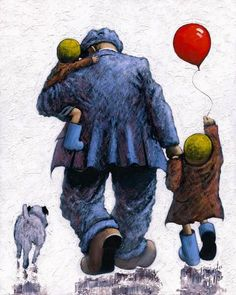 Alexander Millar -The Acorn Gallery - Beautiful and Unique Artwork Painting For Kids, Figure Painting, Painting People, Figure Drawing, Norman Cornish, Industrial Artwork, Impressionist Artists, Watercolor Sketch, Watercolor Portraits