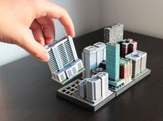 3D printed city - Google Search
