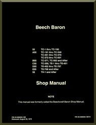 Beechcraft baron 58 aircraft wiring diagram manual aircraft beechcraft baron 55 58 aircraft shop manual 1978 asfbconference2016 Images