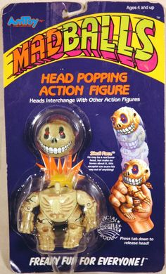 Image archive of toys, games and other treats from the & mixed with a bit of the & for good measure. Toy Packaging, Retro Packaging, Weird Toys, Old School Toys, Modern Toys, 1980s Toys, Vinyl Toys, Childhood Toys, Classic Toys