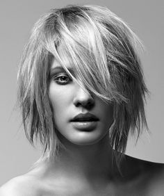 Layered hairstyles for medium hair 2012