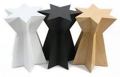 Star Tables by Nada Debs #Tables