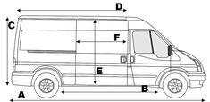 Ford Transit MK7 L2H2