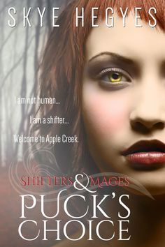 Book Talk Reviews: Release Day for 'Shifter & Mages -Puck's Choice' b...