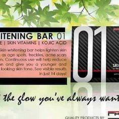 Whitining bar Kojic Acid, Vitamins For Skin, Lighten Skin, Whitening, Front Row, Bar, Skin Whitening