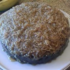 Queen Elizabeth Cake I Allrecipes.com  This is my family and friends most requested cake,  It's easy to make !!