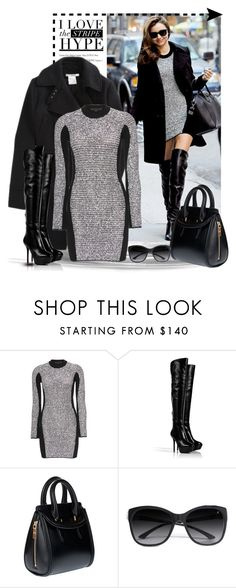 """""""Miranda Kerr Get The Look!"""" by sherri-2locos ❤ liked on Polyvore featuring Kerr®, Givenchy, Alexander Wang, Sergio Rossi, Alexander McQueen, GUESS by Marciano, women's clothing, women, female and woman"""