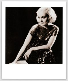 Carol Lombard sequin dress, Carol Lombard style, Carol lombard screwball