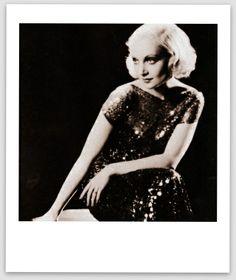 Carol Lombard sequin dress, Carol Lombard style, Carol lombard screwball