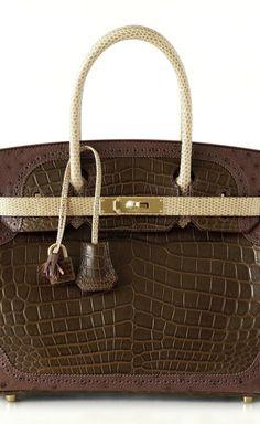 Esse é o sonho de qualquer empreendedor: um produto que custe $85.500 por ter sua marca - Hermès Grand Marriage Tote