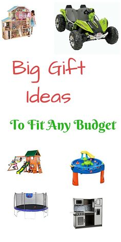 Best Big Gift Ideas for Any Budget