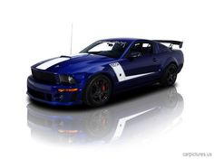 2008 Roush Ford Mustang 427-R Trak Pak Supercharged 5 Speed