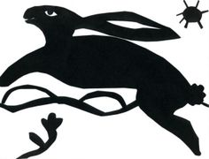 Paper Silhouettes WAAM Family Day Saturday June 15, 1 - 3 pm