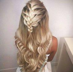 #madrinhasemcrise #madrinhacasamento #madrinhas #madrinha #bridemaids #bridesmaids #hair #cabelo #penteado #tranças #braids #blonde