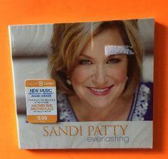 Everlasting [Digipak] by Sandi Patty (CD, 2013, Somerset Group) NEW! FREE SHIP #Christian