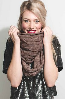 Ravelry: Rivers Cowl pattern by Moira Engel