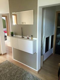 """Great Pictures 8 Vivid image of narrow closet for hallway Ideas A """"design"""" runs through the Sites and pages of this system earth: Ikea Hacks. Ikea Tv, Ikea Hack Besta, Tv Hacks, Ikea Hacks, Cheap Kitchen Units, Replacement Kitchen Doors, Narrow Closet, Closet Shoe Storage, Decoration Entree"""