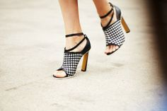 ♡ #Shoes by Derek Lam SS14 ♡