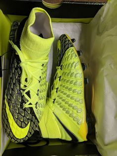 3f8caa1170e7 Advertisement(eBay) Nike Hypervenom Phantom 3 FG EA Sports #1442 of 3000  size