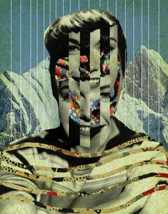 Mixed Media by Julissa Lopez via artful desperado