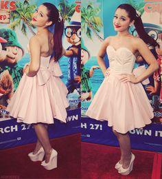 Ariana Fashion On Pinterest Ariana Grande Ariana Grande Red Hair And Ariana Grande Hair