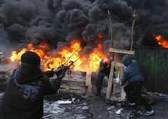 Ukraine's pro-West opposition urges continued truce - World News