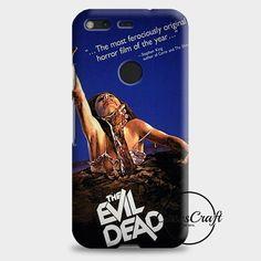 The Evil Dead Movie Horror Google Pixel XL Case   casescraft
