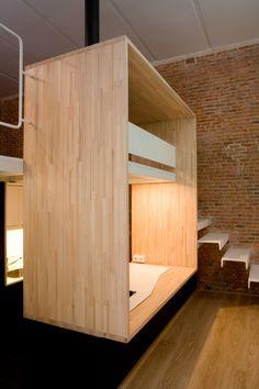 Galeria de Loft Andrés Borrego / Beriot, Bernardini Arquitectos - 3