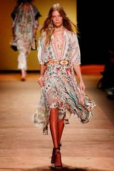 Serendipitylands: FASHION WEEK MILAN SPRING 2015 - ETRO