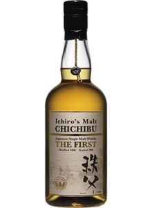 Chichibu The First Japanese Single Malt Whisky.  Crafted by Japan's smallest distillery, this #whisky was named Japanese Whisky of the Year by Whisky Advocate in 2012. | @Caskers