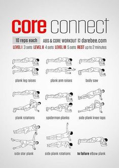100 Workouts You Could Do At Home, NO Equipments Required Ab Core Workout, Gym Workout Tips, Fit Board Workouts, Workout Challenge, No Equipment Workout, Dumbbell Workout, Workout Plans, Workouts For Teens, Fun Workouts