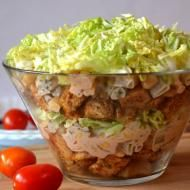 Pork Recipes, Salad Recipes, Cooking Recipes, Allrecipes, Salads, Food And Drink, Lunch, Baking, Healthy