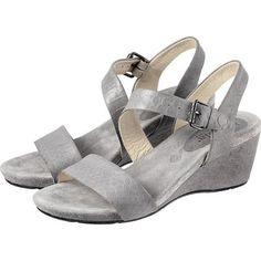 【Malmo Snake Wedge Sandals】蛇紋楔型涼鞋_DOLPHIN - Bussola APAC