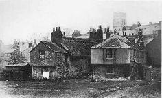 Victorian London slums