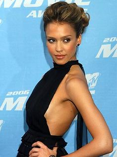 Jessica Alba: How a woman should look.