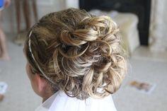 Beach Wedding hair 2