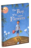 Lesson plan for The Boy Who Grew Flowers by Jen Wojtowicz. Rink and his family live on Lonesome Mountain, a long way from the city. At school, other children stay away from Rink and gossip about him because they think he and his family are strange. One day, a new girl, Angelina arrives at school. She does not think Rink is strange. Rink and Angelina become friends by sharing their unique gifts with one another.