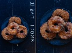 TLT - The Little Things | Apple beignets with cinnamon and cardamom sugar | http://tlt-thelittlethings.com/