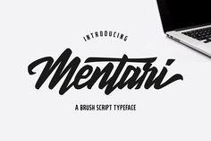 Mentari by Surotype on @creativemarket