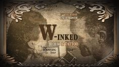 W-Inked I Rock & Tattoo February 8, 2018 @ 20:00 - 23:30